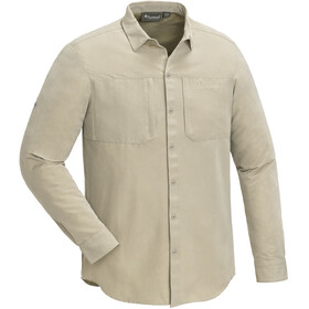 Pinewood Namibia Travel LS Shirt Men sand